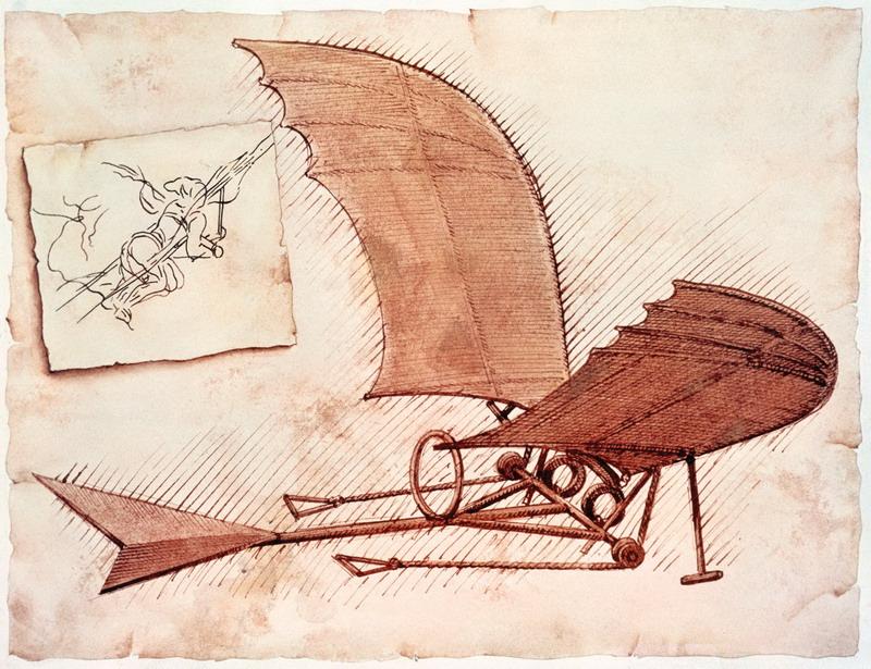 Elicottero Leonardo Da Vinci : Documento senza titolo