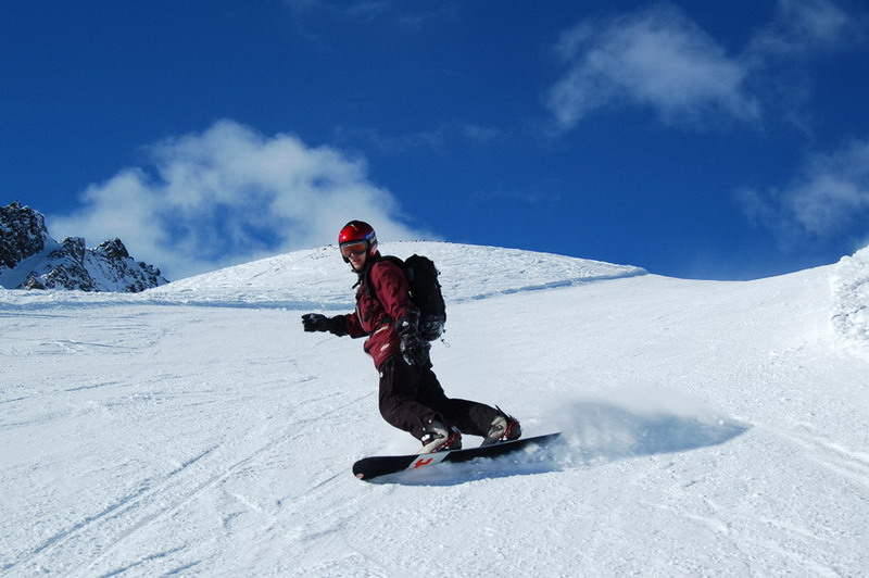 Lo Snowboard è nato nello Stato del Michigan (Stati Uniti) nel 1963 ...